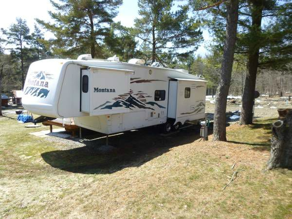 2004 Montana 5th Wheel  - Buffalo  NY