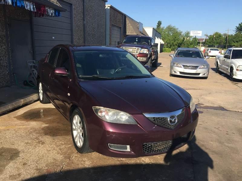 2007 Mazda MAZDA3 i Touring 4dr Sedan (2L I4 4A) - Tulsa OK