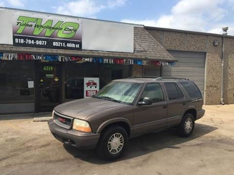 1998 GMC Jimmy for sale in Tulsa, OK