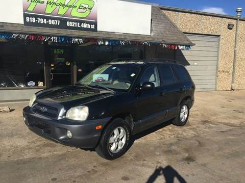 Hyundai Santa Fe For Sale Tulsa OK Carsforsale