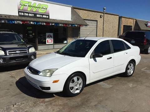 2006 Ford Focus for sale in Tulsa, OK