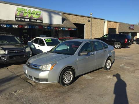 2011 Ford Focus for sale in Tulsa, OK