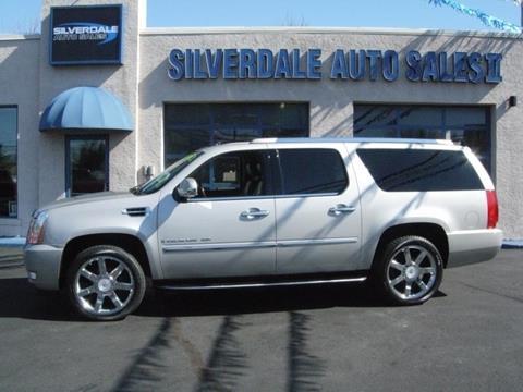 2008 Cadillac Escalade ESV for sale in Sellersville, PA