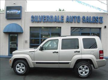 2010 Jeep Liberty for sale in Sellersville, PA