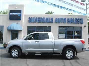2008 Toyota Tundra for sale in Sellersville, PA