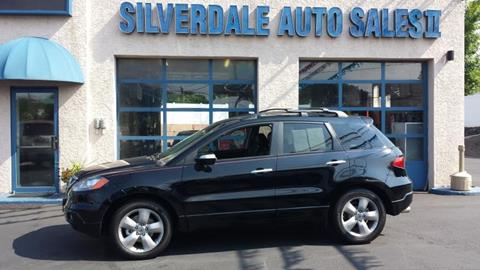 2008 Acura RDX for sale in Sellersville, PA