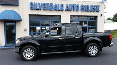 2010 Nissan Frontier for sale in Sellersville, PA