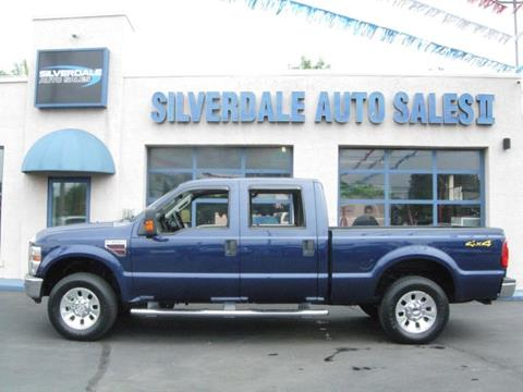 2008 Ford F-250 Super Duty for sale in Sellersville, PA