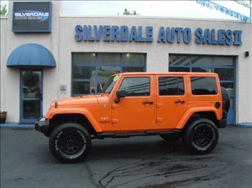 2012 Jeep Wrangler Unlimited for sale in Sellersville, PA