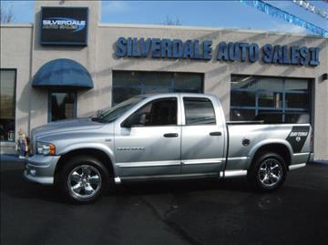 2005 Dodge Ram Pickup 1500 for sale in Sellersville, PA