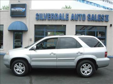 2006 Acura MDX for sale in Sellersville, PA