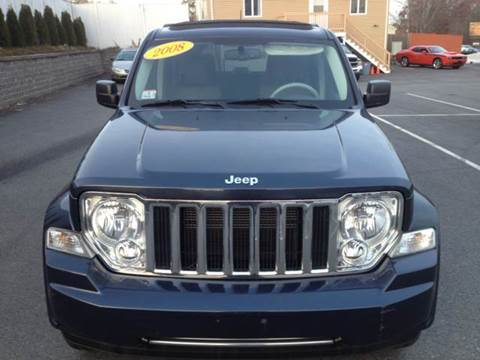 2008 Jeep Liberty for sale in Peabody MA