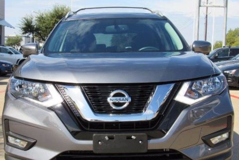 2017 Nissan Rogue Sv 4dr Crossover Midyear Release In