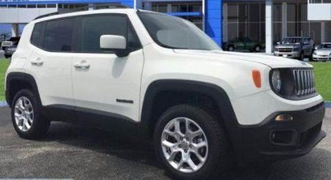 2017 Jeep Renegade for sale in Pompano Beach, FL