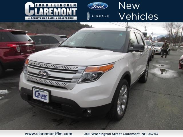 2015 Ford Explorer for sale in Claremont NH