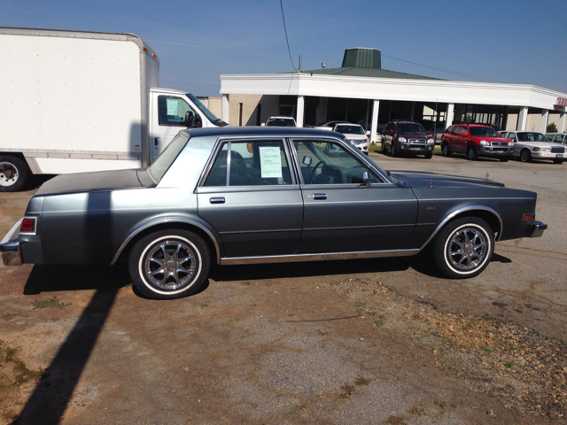 Used dodge diplomat for sale for 1987 dodge diplomat salon