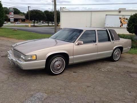 1989 Cadillac DeVille For Sale - Carsforsale.com