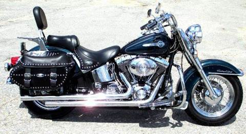 2002 Harley-Davidson FLSTCI for sale in Troy NH