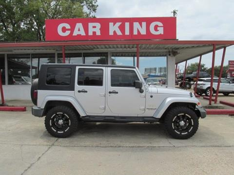 2008 Jeep Wrangler Unlimited for sale in Monroe, LA