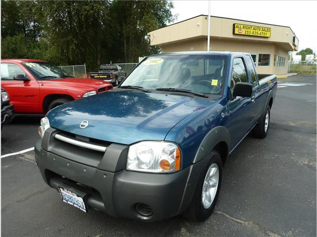 Used 2002 Nissan Frontier For Sale