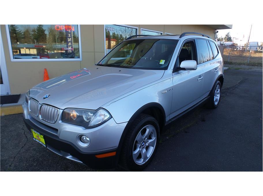 2008 BMW X3 near Federal Way WA 98003 for $1.00