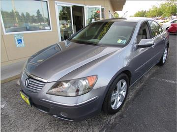 2005 Acura RL for sale in Federal Way, WA