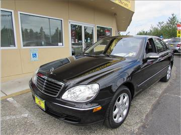 2005 Mercedes-Benz S-Class for sale in Federal Way, WA