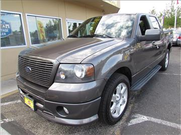 2007 Ford F-150 for sale in Federal Way, WA