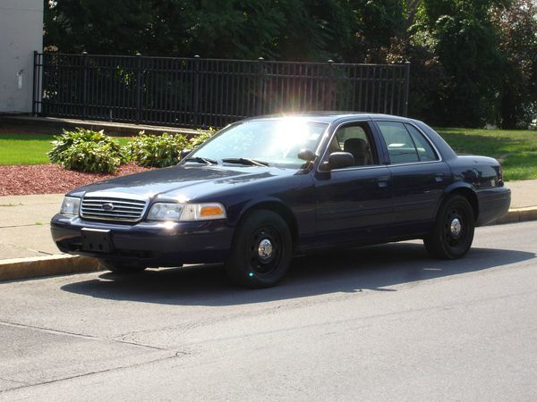 2009 Ford Crown Victoria Police Interceptor - Albany NY