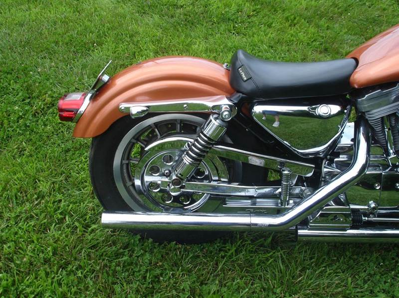 2001 Harley-Davidson 883 XLH