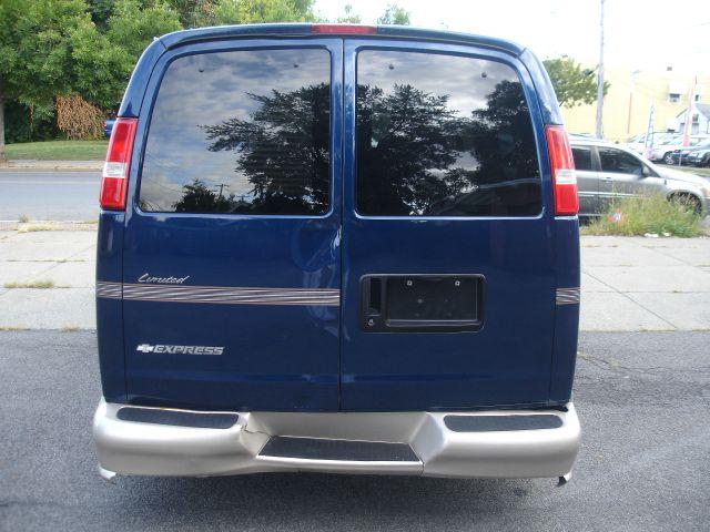 2003 Chevrolet Chevy Van