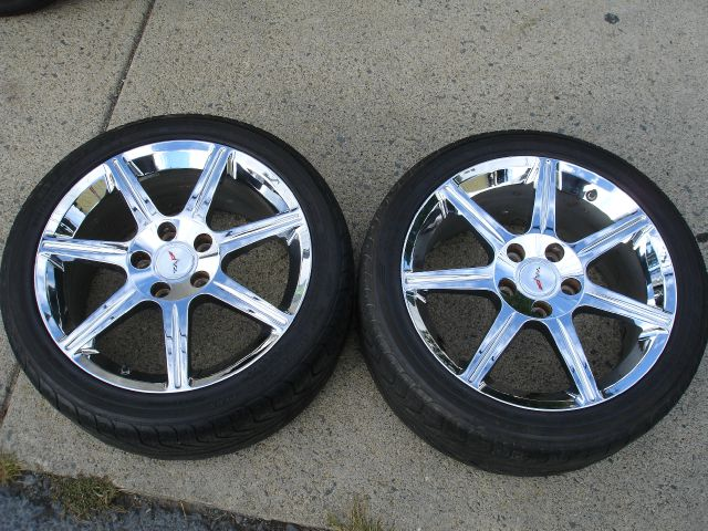 2000 Tires Wheels Corvette Wheels