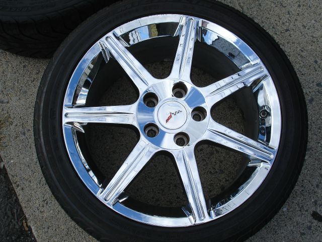 2000 Tires Wheels Corvette Wheels for sale