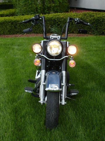 2003 Harley-Davidson 100th Anniversary Heritage Softail