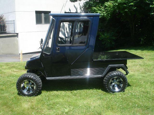 1999 Club Car Turf 2