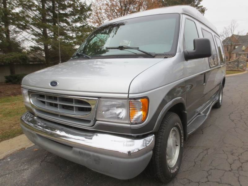 1998 Ford E 150 For Sale In Waterford MI