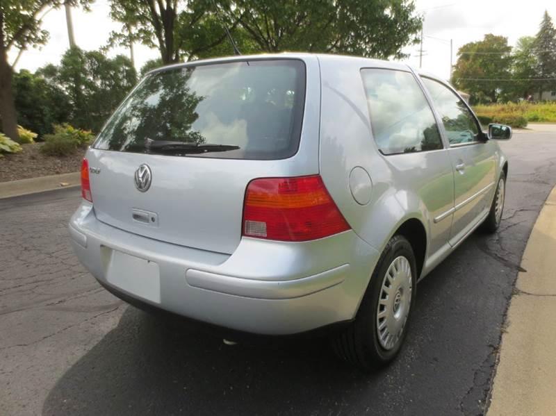 2001 Volkswagen Golf GL 2dr Hatchback In Waterford MI  R  R Motors