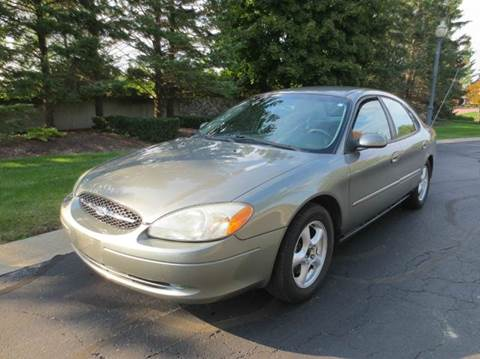 2003 ford taurus for sale michigan. Black Bedroom Furniture Sets. Home Design Ideas