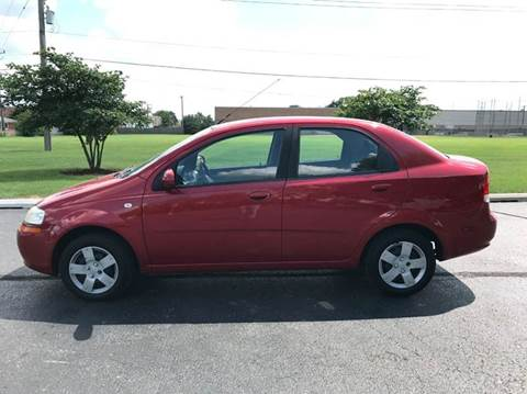 2006 Chevrolet Aveo for sale in Des Plaines, IL