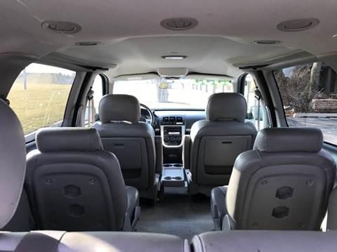 2006 Pontiac Montana SV6