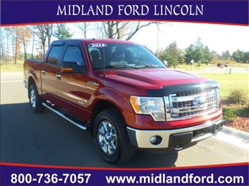 2014 Ford F-150 for sale in Midland, MI