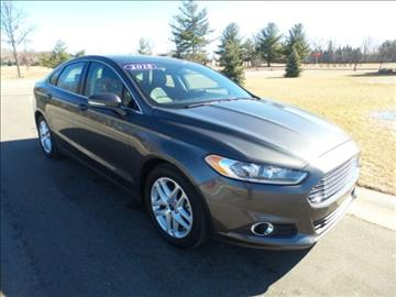 2015 Ford Fusion for sale in Midland, MI