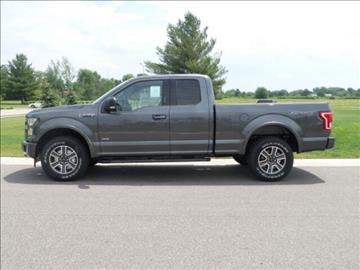 2017 Ford F-150 for sale in Midland, MI