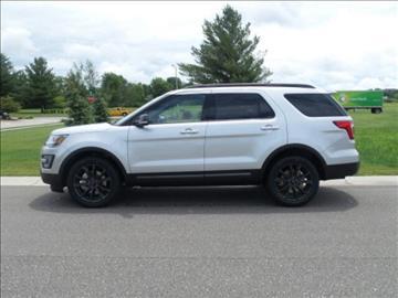 2017 Ford Explorer for sale in Midland, MI