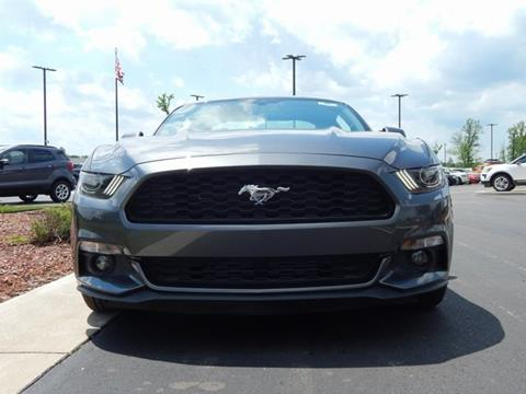 2017 Ford Mustang for sale in Midland, MI