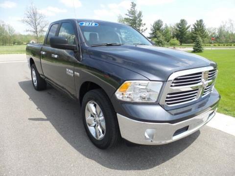 2016 RAM Ram Pickup 1500 for sale in Midland, MI