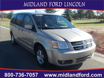 2008 Dodge Grand Caravan for sale in Midland, MI