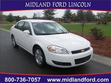 2008 Chevrolet Impala for sale in Midland, MI