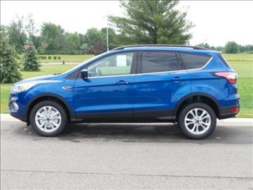 2017 Ford Escape for sale in Midland, MI