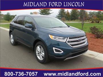 2016 Ford Edge for sale in Midland, MI